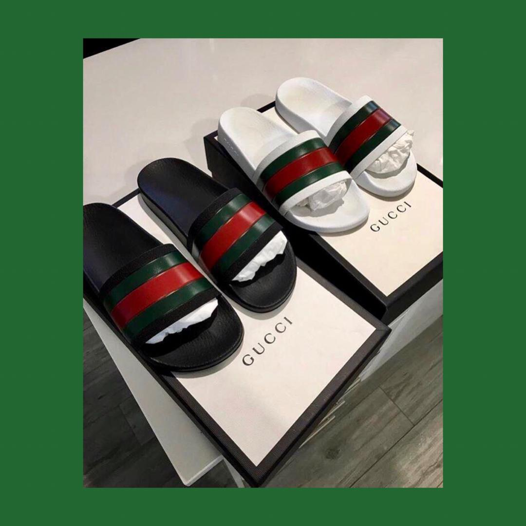 Babouche Gucci  Homme