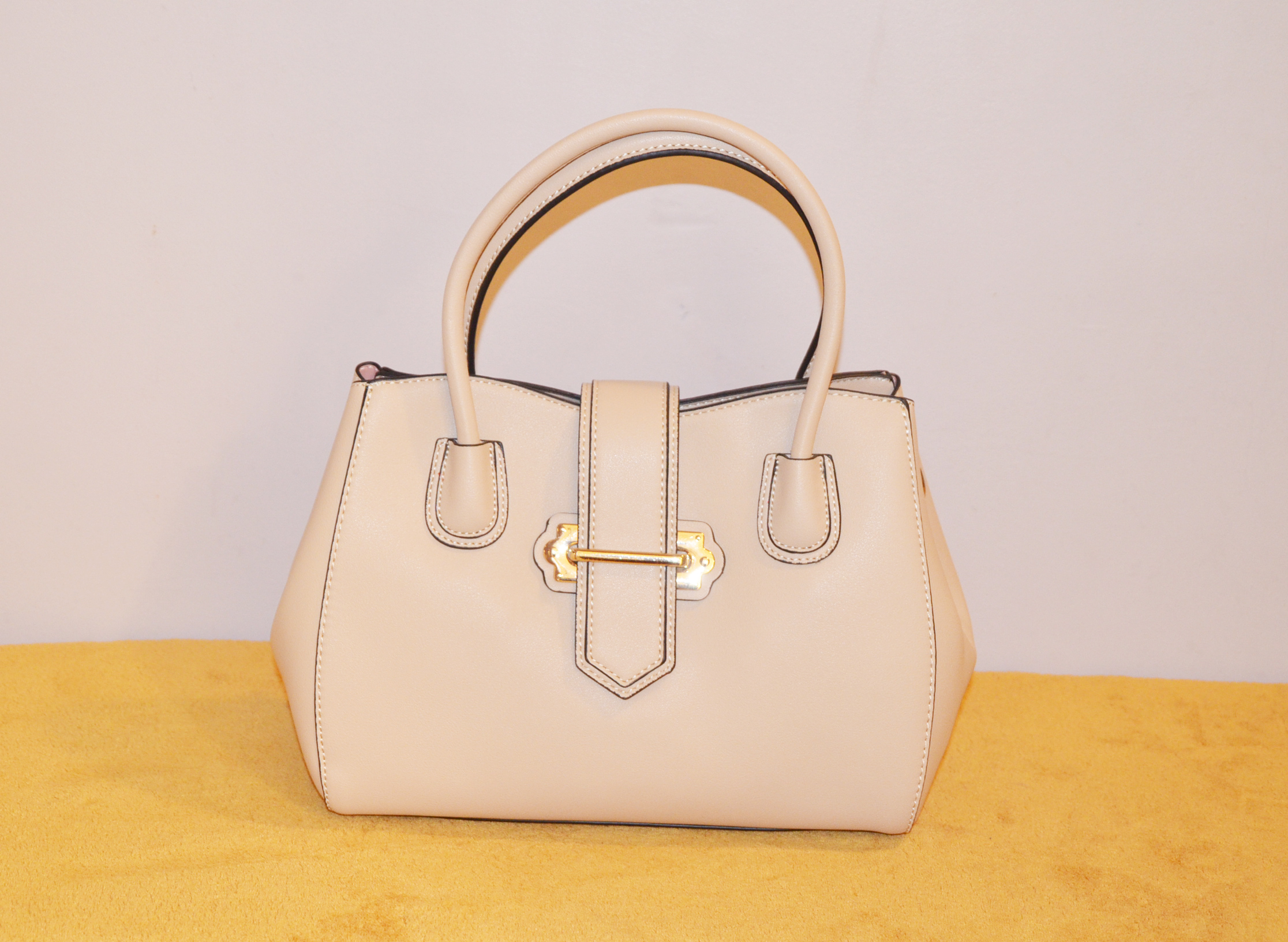 Sac à main - TOM & EVA - Beige